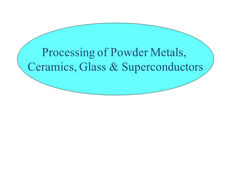 Powder Metals Commonly used metals in P/M – Iron,Tin, Copper, Aluminum, and Nickel It is a completive process with forging and machining Parts can weigh as much as little as 2.5Kg or up to 50Kg
