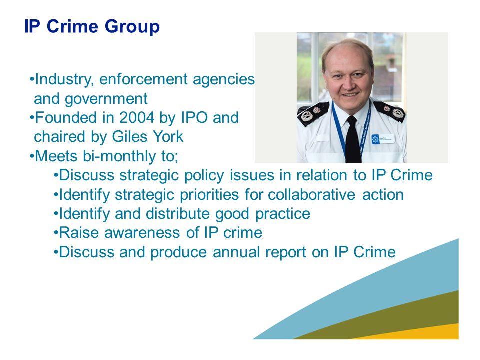 IP Crime Group