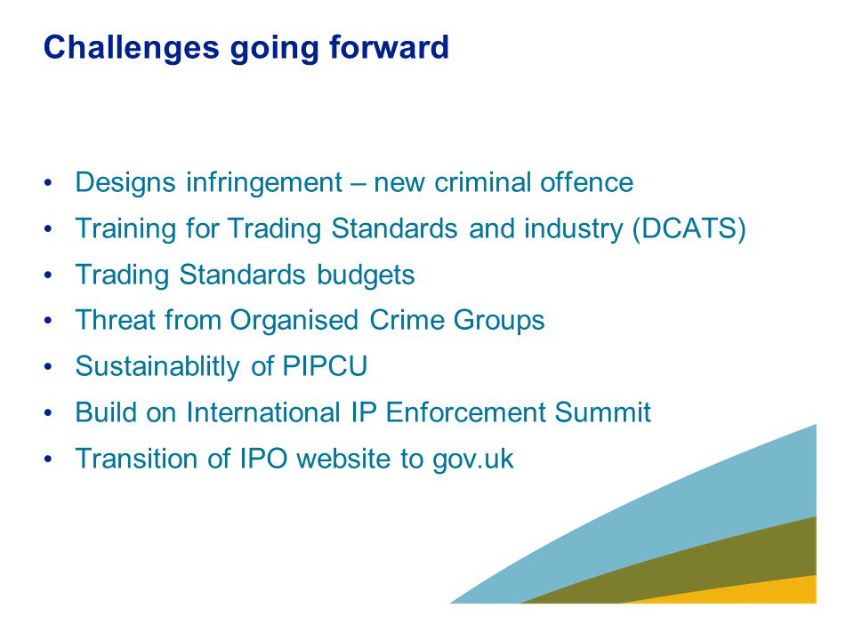 Want to know more? Matthew.cope@ipo.gov.ukMatthew.cope@ipo.gov.uk @mattcopeIPO
