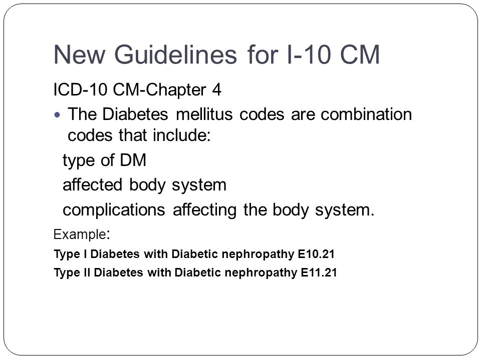 New Guidelines for I-10 CM ICD-10 CM-Chapter 6 Dominant/nondominant side-should this information not be available in record, the default should be Dominant.