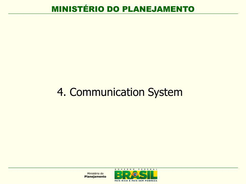 MINISTÉRIO DO PLANEJAMENTO Good working processes need to be replicated; Exchange of information regarding the improvements, the specifications of products and services and the contract management process; Communication with the market so that is ready for meeting demands and are aware of the purchasing process.