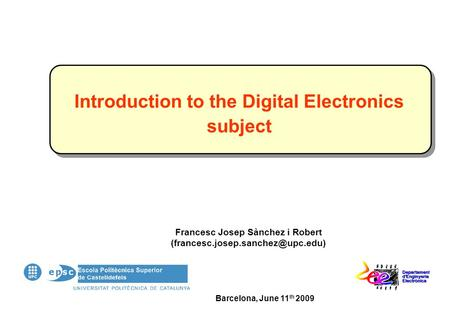 INTRODUCTION ELECTRONICS TO