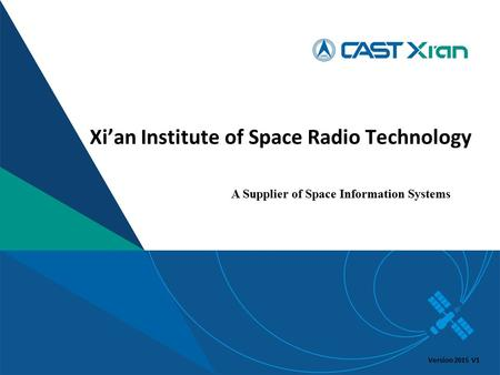 Xi'an Institute of Space Radio Technology