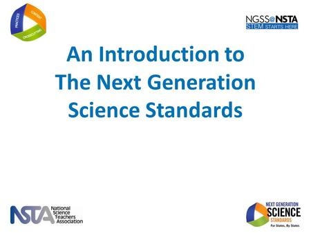 An Introduction to The Next Generation Science Standards.
