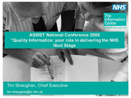 ASSIST National Conference 2009
