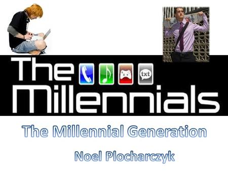 Born between the years of 1980 and 2000 The Millennial Generation makes up over 20 percent of the population in United States Millennial Generation Also.