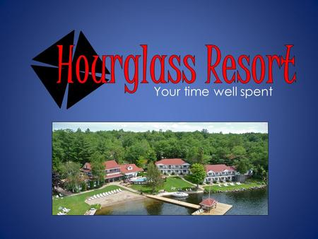 Your time well spent. Located in Amherstburg Ontario, Hourglass Resort is the perfect relaxed vacation destination. With such serenity and peaceful lounging.