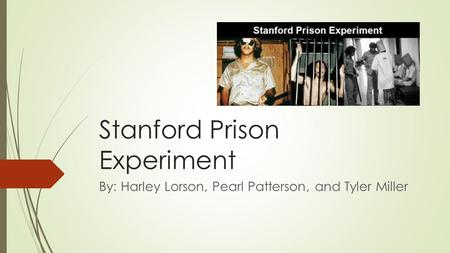 stanford prison experiment powerpoint