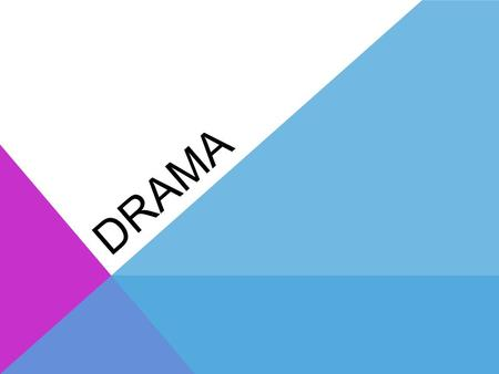 DRAMA. ENERGY WAVE Create an action and a sound. Then watch as it travels around the circle. Do your sound and action one more time before the next person.