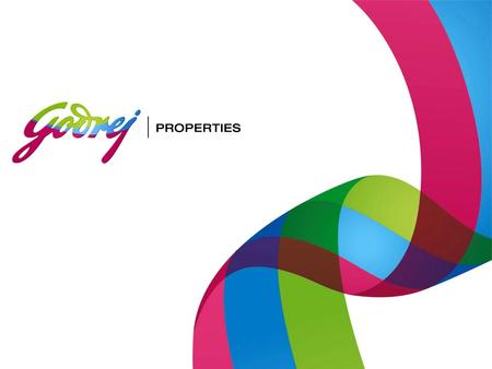 GODREJ PALM GROVE COMPANY PROFILE Established as GPL in 1990. India's first ISO certified real estate developer. Projects in 11 cities across India.