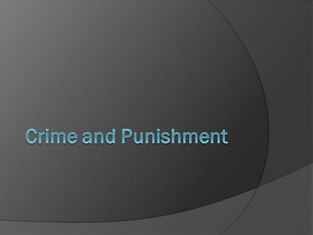 the reason behind criminal sentencing A sentence is a decree of punishment of the court in criminal procedure in law, a sentence forms the final explicit act of a judge -ruled process as well as the symbolic principal act connected to their function.