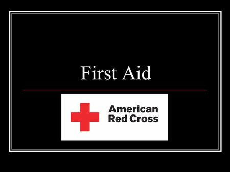 First Aid. What is an accident? Accidents happen every day, but what are they? Accidents are any event that was not intended to happen What are some examples.