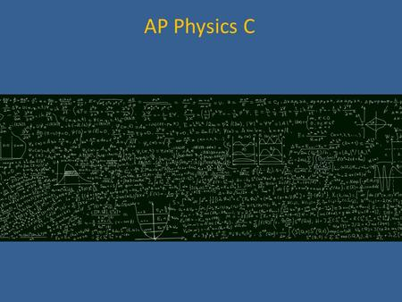AP Physics C. Dimensionality Dimensionality is an abstract concept closely related to units Units describe certain types of quantities. Feet, inches,