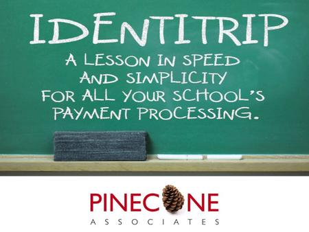 IdentiTrip Key Features & Benefits All data imported from MIS system Quick MIS upload annually for new intake and class changes No manual input of pupil.