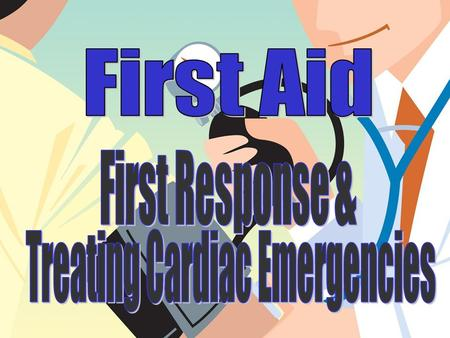 First Responder: Emergency Action Steps 1. CHECK the scene and victim 2. CALL 9-1-1 3. CARE for the victim First Aid, pg. 20.