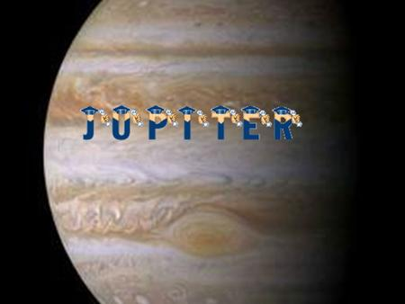 Jupiter is the fifth planet from the Sun and the largest planet within the Solar System. One of the storm is called the Great Red Spot Jupiter is classified.