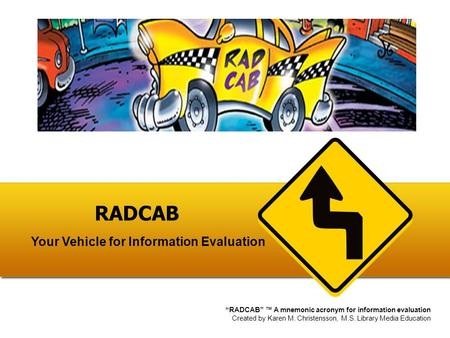 Your Vehicle for Information Evaluation