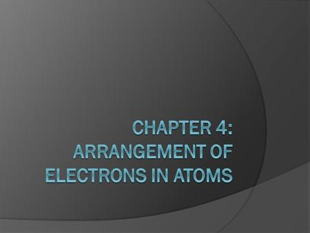 The Development of a New Atomic Model  The Rutherford model of the atom was an improvement over previous models of the atom.  But, there was one major.
