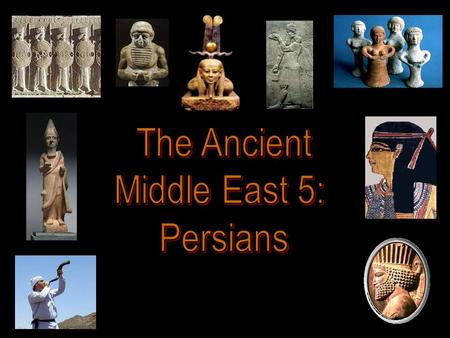 The Persian Empire Cyrus the Great 580 – 529 B. C. E.  A tolerant ruler  he allowed different cultures within his empire to keep their own institutions.
