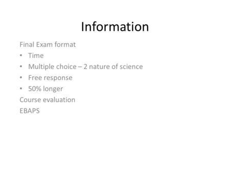 Marketing final exam multiple choice