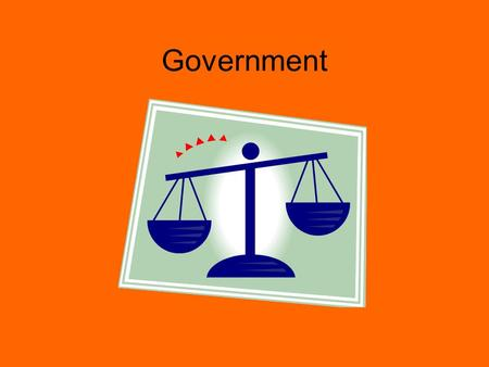 Government. Unitary Ways Government Distributes Power Power is held by one central authority.