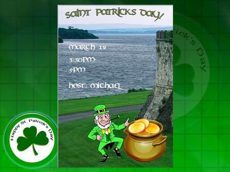 St. Patrick's Day What is St. Patrick's Day and why do we celebrate it every March 17?