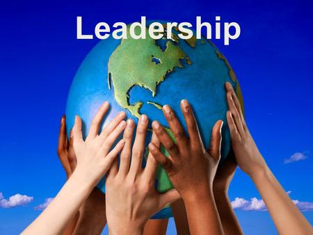 "Leadership. 2 ""If a thing is humanly possible, consider it to be within your reach."" – Marcus Aurelius."