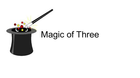 "Magic of Three. ""Tell me and I forget. Teach me and I remember. Involve me and I learn."" ~Benjamin Franklin Life, liberty and the pursuit of happiness"""