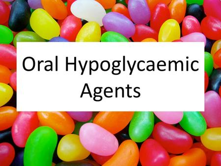 Oral Hypoglycaemic Agents. Outline 1.What are the available OHG agents and how do they work? 2.Metformin – how much, and how safe? 3.Can I still use TZDS.