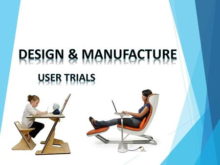 "In user trials a product is tested by ""real users"" trying out the product in a controlled or experimental setting, where they are given a set of tasks."