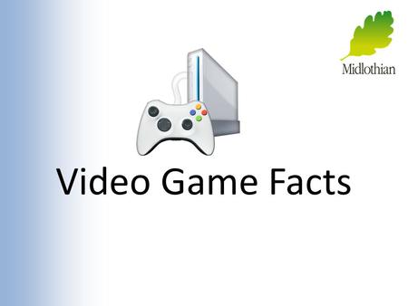 Video Game Facts. People in Britain buy more video games than any other country in Europe Only people in 2 other countries buy more video games.