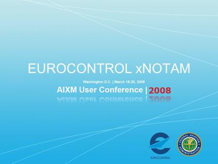 EUROCONTROL xNOTAM. Data Interface Service Process Business Defined by Data Model Exposes Data Exposes Data Collections Based on Collaborating Services.