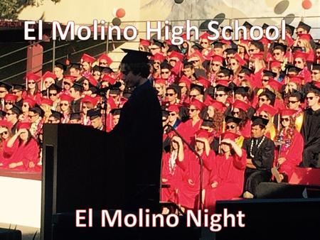 Recent Recognition Ways To Stay Informed El Molino Website.