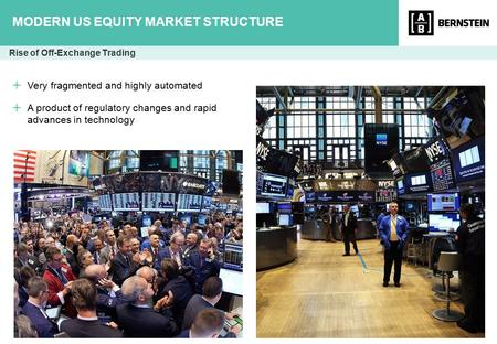 Modern US Equity Market Structure