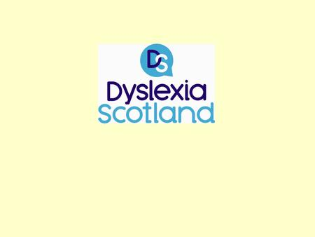 Dyslexia is very common Ranges from mild to severe 1 in 10 is dyslexic and of those, 1 in 4 has severe dyslexia Often runs in the family.