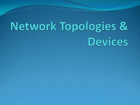 Star Topology Star Networks are one of the most common network topologies. consists of one central switch, hub or computer, which acts as a conduit to.