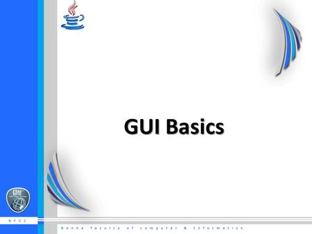 GUI Basics. Agenda What GUI How to make in java Creating frames Frequently used GUI components Layout Managers.