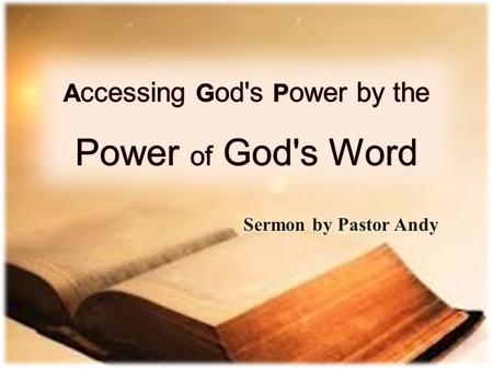 For the word of God is alive and active. Sharper than any double-edged sword, it penetrates even to dividing soul and spirit, joints and marrow; it judges.