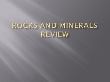  Can a mineral scratch a mineral with a higher hardness number or a lower hardness number?