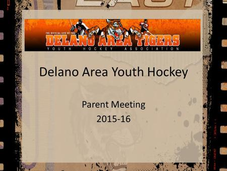 Delano Area Youth Hockey
