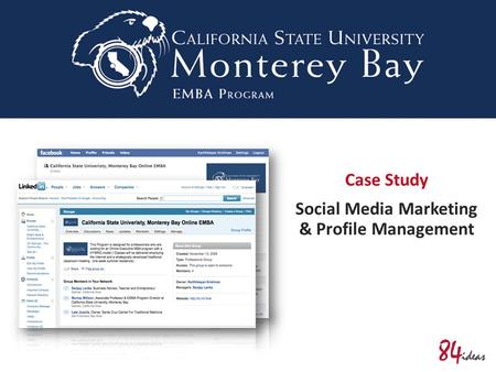 Case Study Social Media Marketing & Profile Management.