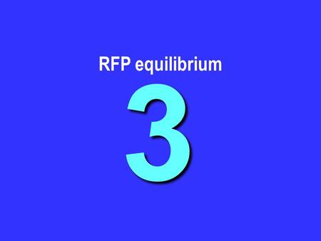 RFP equilibrium 3. The reversed field pinch magnetic equilibrium ORNL Colloquium – September 10th, 2009.