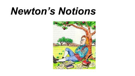 Newton's Notions. A car begins at the start line traveling at a speed of 20 feet/second for 3 seconds. Then it goes 30 ft./sec. for the next 2 ½ seconds.