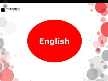 English. We offer interactive technologyinteractive technology for your meetings, conventions and exhibits.