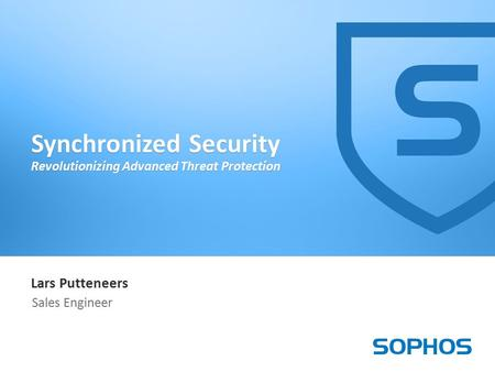 Synchronized Security Revolutionizing Advanced Threat Protection