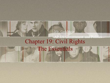 Essay Example: AP NSL Government Civil Rights and Civil Liberties