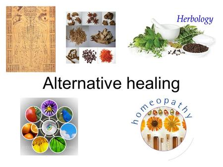 Alternative healing. Colour therapy Light is the only energy we can see, and we see it as colour. Light and Colour therapy has been used for hundreds.