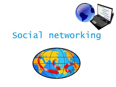 Social networking. Social networking sites, like Facebook and MySpace, let you connect with family and friends using: blogs photos profiles internal email.