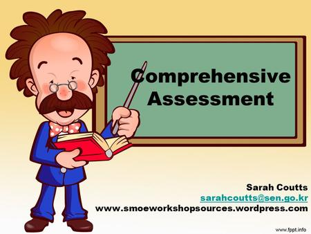 Comprehensive Assessment Sarah Coutts