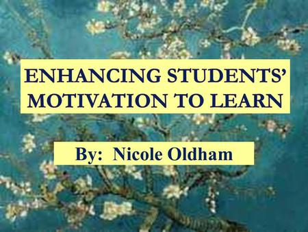 By: Nicole Oldham. Effectively planned, well-paced, relevant, and interesting instruction is a key aspect of effective classroom management. For schools.
